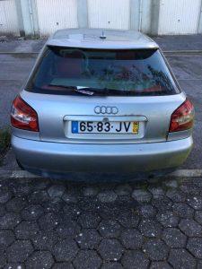 Audi A3 Penhorado Licite por 615 euros 2