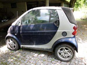 Smart Penhorado Licite por 700 euros 5
