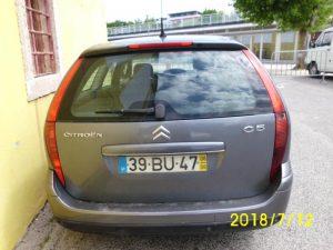 Citroen C5 de 2006 a gasoleo Licite por 2056 euros 2