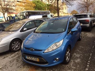 Ford de 2008 a gasóleo Licite por 3690 euros 112