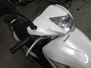 Honda de 2012 Penhorada Licite por 700 euros 5