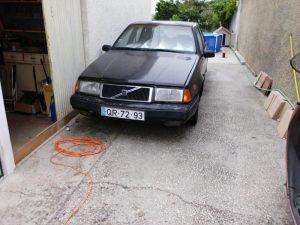 Volvo 440 Turbo penhorado Licite por 350 euros 2
