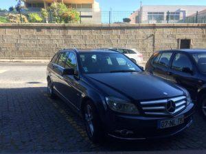 Mercedes C220 Penhorada Licite por 6931 euros 2
