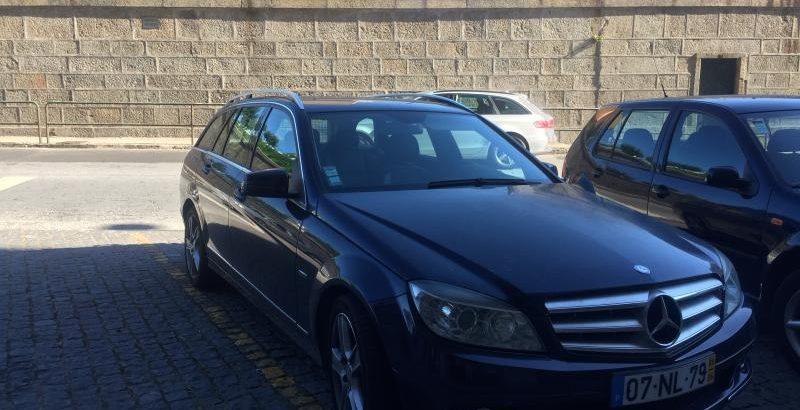 Mercedes C220 Penhorada Licite por 6931 euros 8