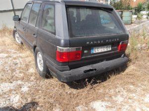 Range Rover 2,5DSE Penhorado Licite por 560 euros 2