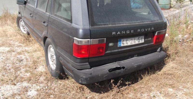 Range Rover 2,5DSE Penhorado Licite por 560 euros 18