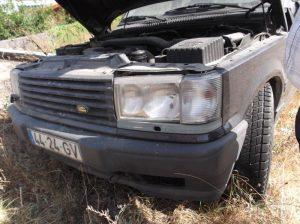 Range Rover 2,5DSE Penhorado Licite por 560 euros 4