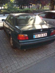 Bens Penhorados BMW 316 Penhorado Licite por 350 euros 2