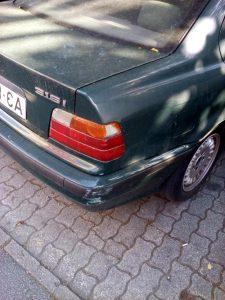 Bens Penhorados BMW 316 Penhorado Licite por 350 euros 5