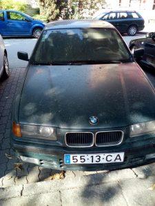 Bens Penhorados BMW 316 Penhorado Licite por 350 euros 3