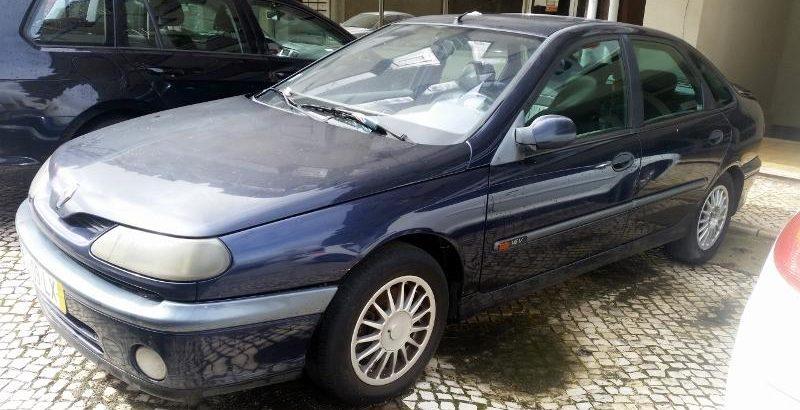 Renault Laguna Penhorado Licite por 350 euros 1
