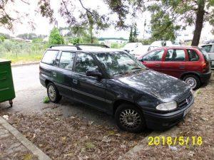 Opel Astra Penhorada Licite por 125 euros 2