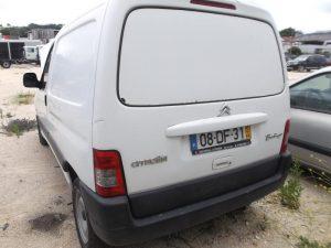 Citroen Berlingo Penhorada Licite por 600 euros 2