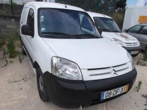 Citroen Berlingo Penhorada Licite por 600 euros 3