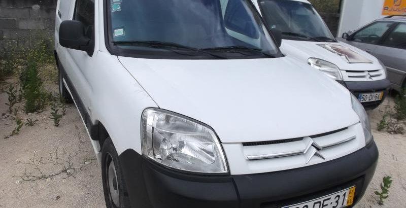 Citroen Berlingo Penhorada Licite por 600 euros 1