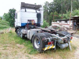 Camião Man com 18273cc Penhorado Licite por 350 euros 5