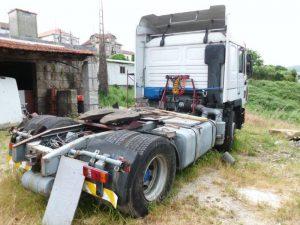 Camião Man com 18273cc Penhorado Licite por 350 euros 2