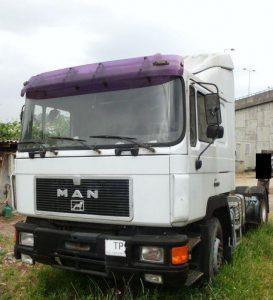 Camião Man com 18273cc Penhorado Licite por 350 euros 4