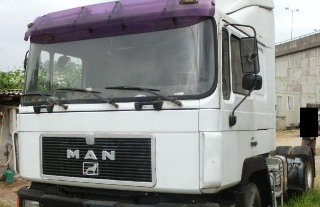 Camião Man com 18273cc Penhorado Licite por 350 euros 139