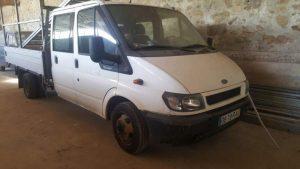 Ford Transit 350E Penhorada Licite por 1050 euros 2