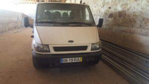 Ford Transit 350E Penhorada Licite por 1050 euros 5