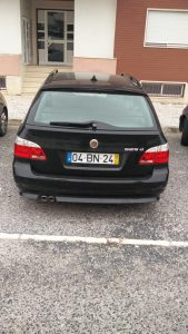 Bmw 525D Penhorada Licite por 5250 euros 4