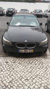 Bmw 525D Penhorada Licite por 5250 euros 5