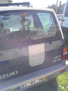 Suzuki Vitara Licite por 350 euros 2
