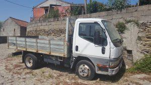 Mitsubishi Canter Licite por 980 euros 3