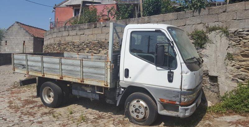Mitsubishi Canter Licite por 980 euros 1
