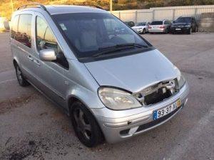 Mercedes Vaneo 1.7CDI Penhorada Licite por 4200 euros 2