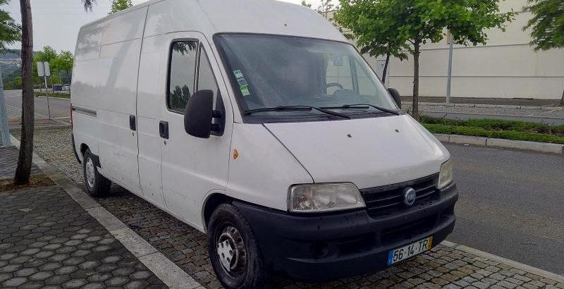 Fiat Ducato de 2002 Penhorado Licite por 630 euros 152