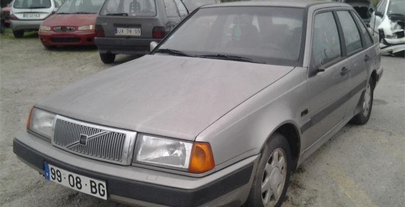 Volvo 440 penhorado Licite por 1€ 1