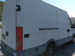 Iveco de mercadorias Penhorada Licite por 2286 euros 3
