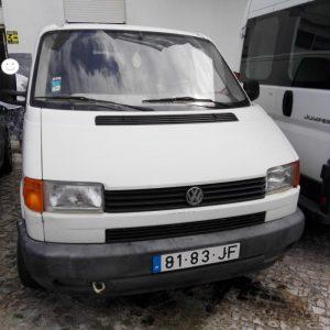 Volkswagen Transporter Penhorado Licite por 1500 euros 2