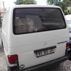 Volkswagen Transporter Penhorado Licite por 1500 euros 4