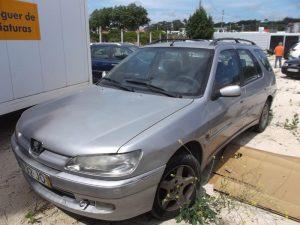 Peugeot 306 Penhorado Licite por 250 euros 3