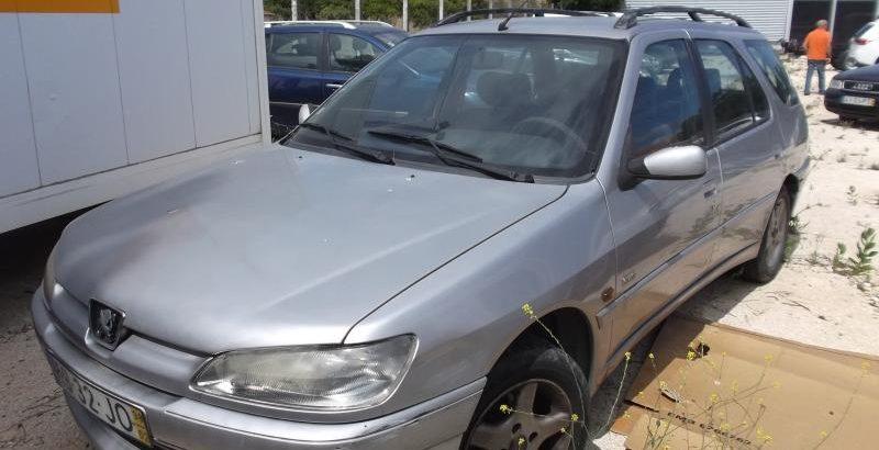 Peugeot 306 Penhorado Licite por 250 euros 161