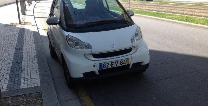 Smart de 2007 Penhorado Licite por 430 euros 11
