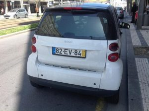 Smart de 2007 Penhorado Licite por 430 euros 4