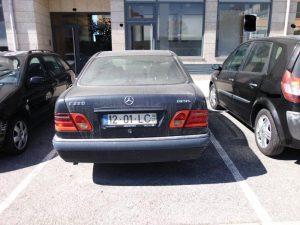 Mercedes E220 em Leilão Licite por 350 euros 4