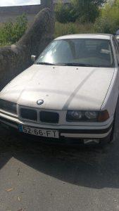 Bmw 318 TDS Penhorado Licite por 430 euros 5