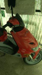 Aprilia SR50 em Leilão Licite por 258 euros 5