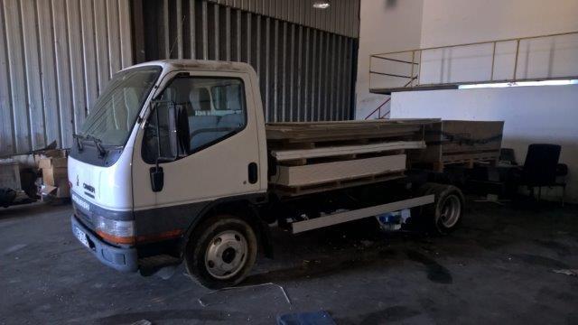 Mitsubishi Canter em Leilão Licite por 651 euros 1