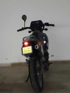 Duas motorizadas Piaggio e Suzuki em Leilão Licite por 350 euros 5