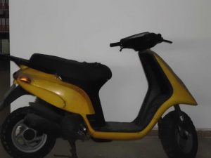 Duas motorizadas Piaggio e Suzuki em Leilão Licite por 350 euros 4