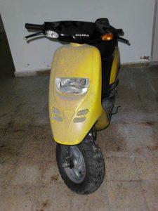 Duas motorizadas Piaggio e Suzuki em Leilão Licite por 350 euros 3