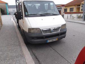 Fia Ducato Penhorada Licite por 1033 euros 4