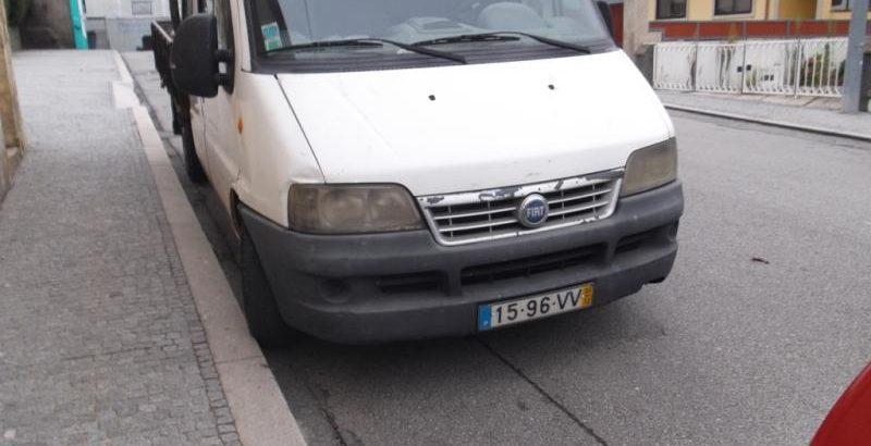 Fia Ducato Penhorada Licite por 1033 euros 1