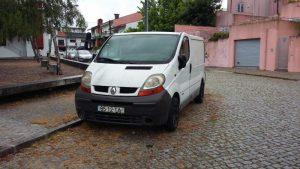 Renault Trafic de Mercadorias em Leilão Licite por 2800 euros 2